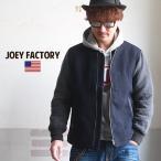 JOEY FACTORY ウールメルトン スポーツジャケット  メンズ アメカジ 送料無料