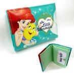 アリエル 財布 グッズ ディズニー プリンセス 子供用財布 日本製 小銭入れ 二つ折りサイフ 女の子 キッズ かわいい 入学祝い おそろい