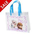 ショッピングプールバッグ 女の子 アナと雪の女王 プールバッグ(ビーチバッグ)ディズニー 女の子 半透明 トートバック(代引不可) (ネコポスお届け)