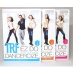 ���ʡ�TRF �����������ɥ������󥵥����� EZ DO DANCERCIZE DVD3�祻�å�1/2/3 �ǥ�����3���� ������������ �������å� ���� ����������