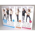 【DVD未開封3枚セット】TRF イージー・ドゥ・ダンササイズ EZ DO DANCERCIZE DVD3枚セット ディスク3枚組 ダンス エクササイズ フィットネス スポーツ