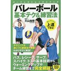 バレーボール基本テク&練習法 / 大山加奈