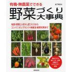 有機・無農薬でできる野菜づくり大事典/金子美登