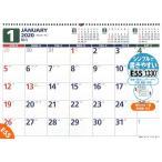 エコカレンダー壁掛 カレンダー B3 E55 (2020年1月始まり)