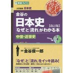 金谷の日本史「なぜ」と「流れ」がわかる本 中世・近世史/金谷俊一郎