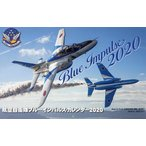 航空自衛隊ブルーインパルスカレンダー    文林堂
