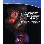 エルム街の悪夢4 ザ・ドリームマスター最後の反撃&エルム街の悪夢5 ザ・ドリームチャイルド(Blu−ray Disc)/(洋画)画像