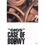GIGS CASE OF BOOWY2/BOΦWY
