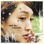 and do,record./安藤裕子
