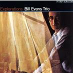 エクスプロレイションズ/ビル・エヴァンス(p),スコット・ラファロ(b),ポール・モチアン(ds)