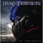 トランスフォーマー/(オリジナル・サウンドトラック),リンキン・パーク,ザ・スマッシング・パンプキンズ,ディスターブド,ザ・グー・グー・ドールズ,ザ・ユー
