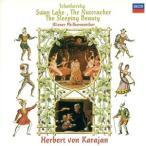 チャイコフスキー:3大バレー/ヘルベルト・フォン・カラヤン/ウィーン・フィルハーモニー管弦楽団
