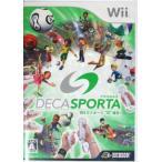 """デカスポルタ Wiiでスポーツ""""10""""種目!/Wii"""