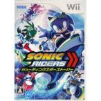 ソニックライダーズ シューティングスターストーリー/Wii
