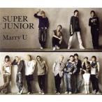 Special Single−Marry U−(DVD付)/SUPER JUNIOR