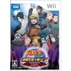 NARUTO-ナルト- 疾風伝 激闘忍者大戦 EX3 - Wii