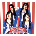 BEST★SCANDAL(初回生産限定盤)(DVD付)/SCANDAL