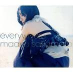 坂本真綾 15周年記念ベストアルバム everywhere(初回限定盤) (2SHM−CD+DVD)/坂本真綾