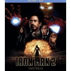 アイアンマン2 ブルーレイ DVDセット  Blu-ray