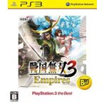 戦国無双3 Empires PS3 the Best/PS3