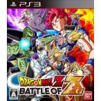 ドラゴンボールZ BATTLE OF Z/PS3
