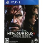 METAL GEAR SOLID5:GROUND ZEROES/PS4
