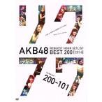 AKB48 リクエストアワーセットリストベスト20