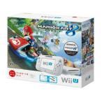 「WiiU マリオカート8 セット:シロ(WUPSWAGH)/本体」の画像