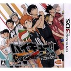 ハイキュー!! Cross team match!/ニンテンドー3DS