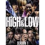HiGH & LOW SEASON 1 完全版 BOX(Blu−ray Disc)/岩田剛典,鈴木伸之,山下健二郎