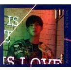 THIS IS LOVE(Type−B)(DVD付)/キム・ヒョンジュン
