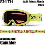 SMITH スミス ジュニアスキーゴーグル 2019Gambler ギャンブラー 眼鏡 メガネ