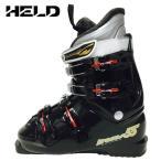 ヘルト クロノス55 EO スキーブーツ HELD KRONOS-55 EO BLACK あったかインナー メンズ 男性用