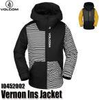 19-20 ボルコム バーノン インサレーター ジャケット Volcom Vernon Ins Jacket I0452002 BKS VBK スノーウェア ジュニア 子供用 2020
