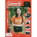 〔予約〕Coleman BRAND BOOK #03 BLACK ver.