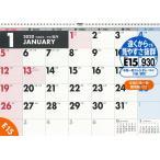エコカレンダー壁掛 カレンダー A3 E15 (2020年1月始まり)