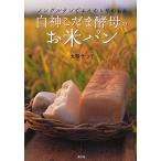 日曜はクーポン有/ 白神こだま酵母のお米パン ノングルテンでふんわりやわらか/大塚せつ子/レシピ