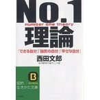 No.1理論 「できる自分」「強気の自分」「幸せな自分」/西田文郎