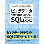 ビッグデータ分析・活用のためのSQLレシピ データ加工から売上・ユーザー把握、レポーティング等々の各種データ分析まで/加嵜長門/田宮直人