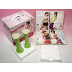中古 DVD 4枚組 チョン ダヨン FIGURE ROBICS ダンベル 外箱 付 フィギュアロビクス ダイエット エクササイズ ダンス モムチャン ダンササイズ