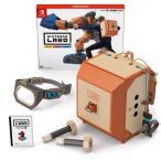 新品 在庫あり 即納 Nintendo Labo ニンテンドー ラボ Toy-Con : Robot Kit - Switch 任天堂 スイッチ スウィッチ ダンボール 段ボール ソフト