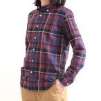 ショッピングジムフレックス ジムフレックス Gymphlex マドラスチェック 長袖 ボタンダウンシャツ MADRAS CHECK L/S B.D SHIRT