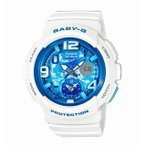 Baby-G ベビージー ベビーG CASIO カシオ レディース 腕時計 Beach Traveler Series ビーチ・トラベラー・シリーズ BGA-190GL-7BJF ホワイト/白