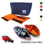 ミラーレス 一眼レフ コンデジ ミニ カメラバッグ インナーバッグ ソフトクッションボックス Sサイズ 日本製 MOUTH Delicious case mini MJC13034