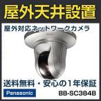 H.264&JPEG対応 ネットワークカメラ Panasonic(BB-SC384B)送料無料 パナソニック 防犯カメラ 監視カメラ【RD-4569】