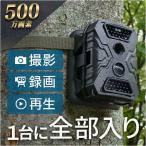 電池式 防犯カメラ 監視 SDカード録画 赤外線暗視・人体検知センサー トレイルカメラ【RD-7310】