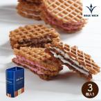 ブールミッシュ ミルフレット 3個入り《MF-A》『常温配送・焼き菓子』【洋菓子】