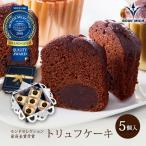 トリュフケーキ(5ヶ入) 《BR-TF13》『常温配送・焼き菓子』【洋菓子】