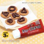 非常食 保存食 チューブ入りチョコ(チョコレート お菓子)