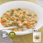 非常食 サバイバルフーズ 野菜シチュー(大缶1号缶=約344g)[約10食相当]